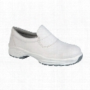 Himalayan 9950 Slip-On White Safety Shoes - Size 12