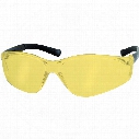 Parmelee Safety 83004 Fire Amber Avp Lens Safety Glasses