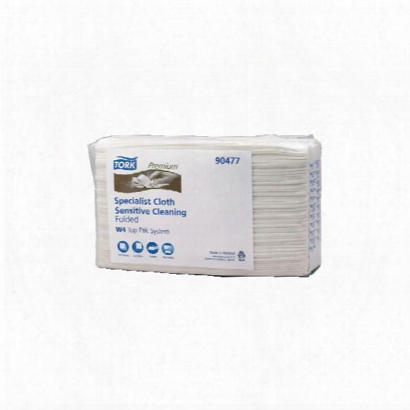 Tork 120155 Univ' Wiper 310 C/ Feed Roll 1ply White (pk6