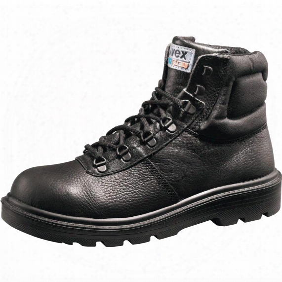 Uvex 8458/9 Clyde Plus Men's Black Safety Boots - Size 9