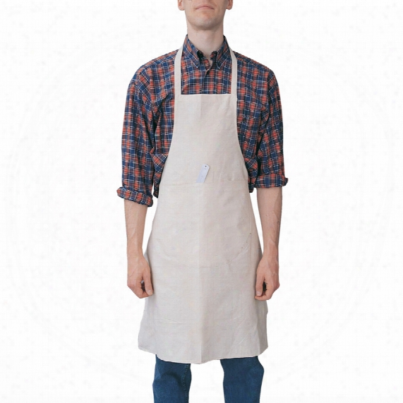 "Workranger 36""xx42"" Carpenters Cotton Drill Apron With Pocket"