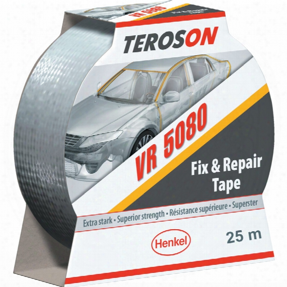 Workshop Teroson 5080fix And Repair Tape 25m