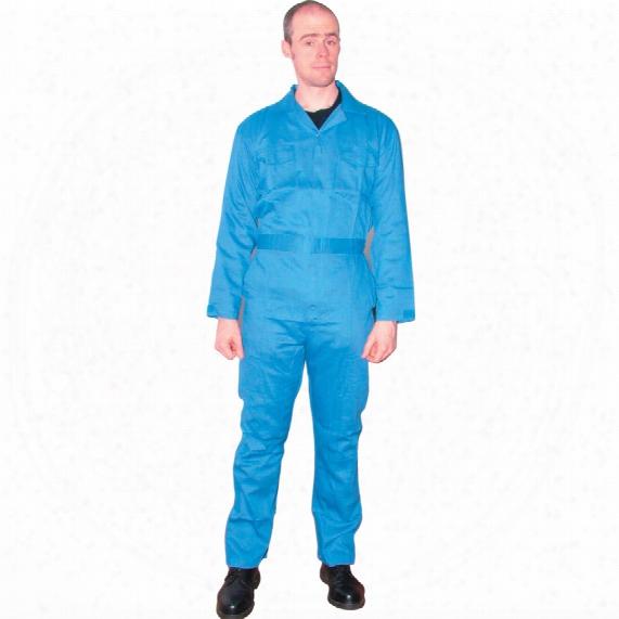 Adco 100% Cotton L/blue C/all M