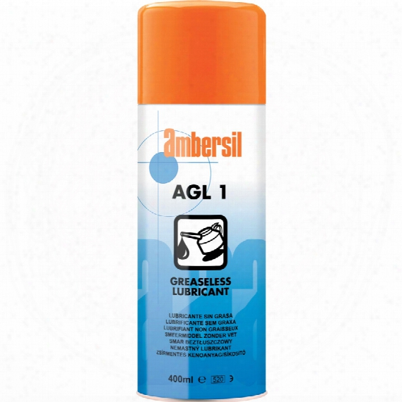 Ambersil Agl1 Greaseless Lubricant 400ml