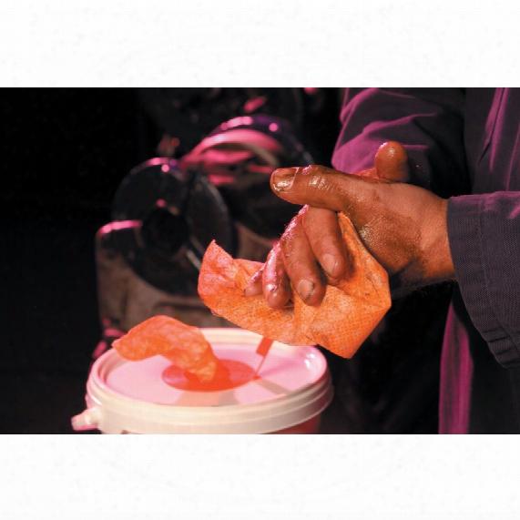 Ambersil Amberclens Tough Wipes (tub-100)