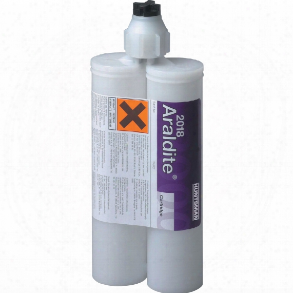 Araldite 2018 Epoxy Paste 200ml Cartridge