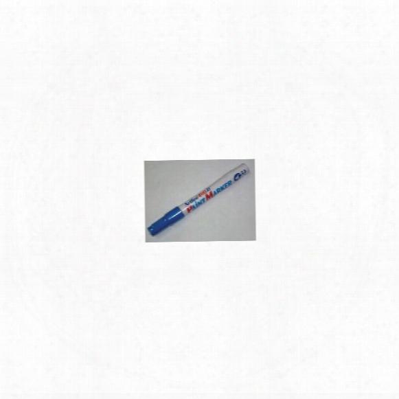 Artline 400xf Paint Marker 2.3mm Bullet Nib / Tip - Blue