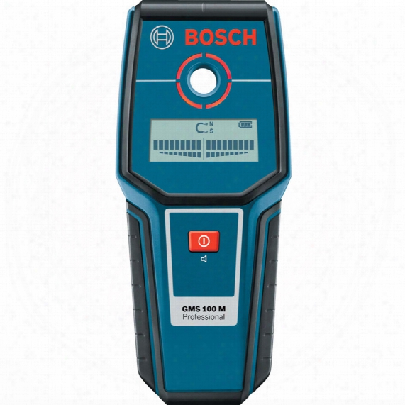 Bosch Gms 100 Multi Detector
