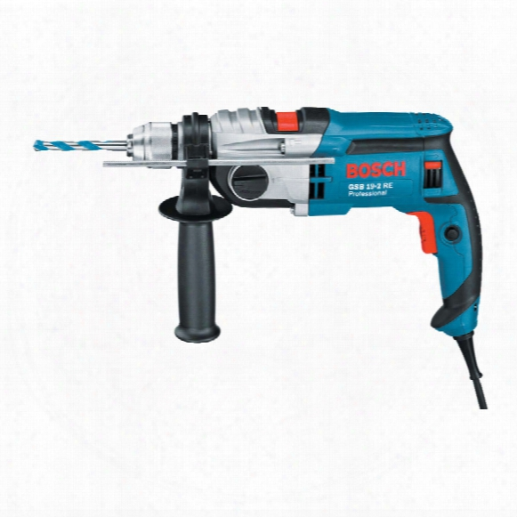Bosch Gsb 19-2re 2-speed Impact Drill 240v