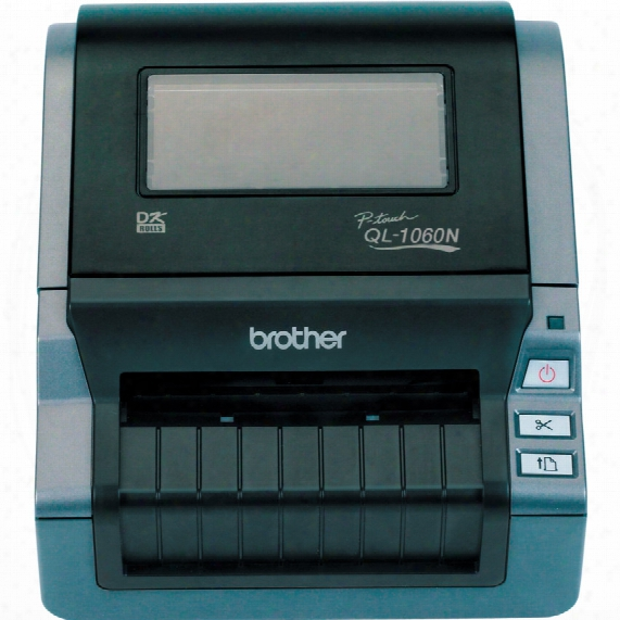 Brother Ql-1060n Quick Labeller