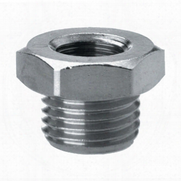 Camozzi 2531 3/8-1/8 Male-female Reducer Parallel