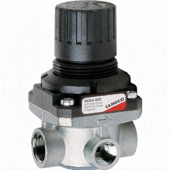 Camozzi M004-r00 1/4 Micro Reg