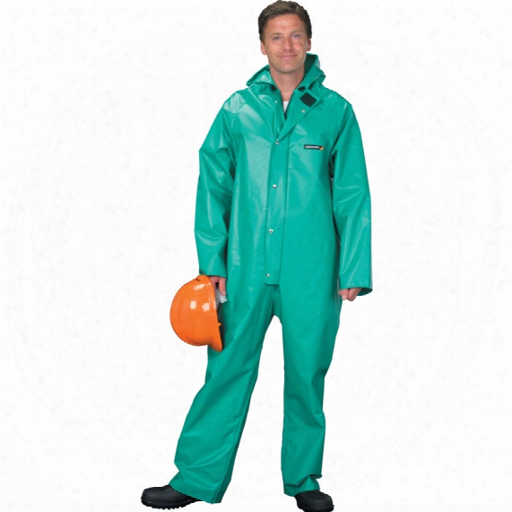 Cmbh Chemmaster Coverall With Hood (xl)