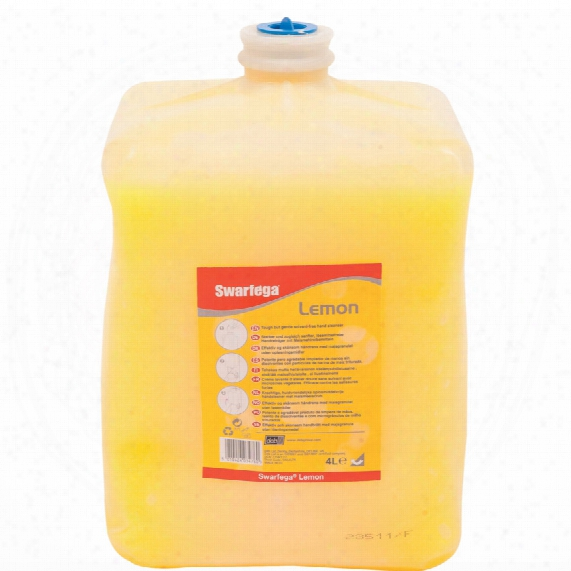 Deb Swarfega Lemon 2000 Cartridge 2ltr