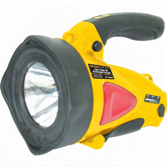 Edison Super Led Rechargeable Spotlight