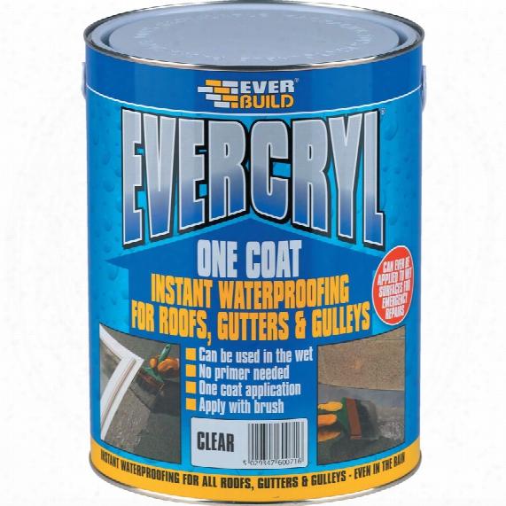 Ever Build Evercryl One Coat Black 2 .5kg