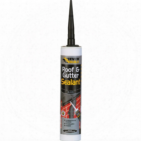 Ever Build Roof & Gutter Sealant C3 Cartridge