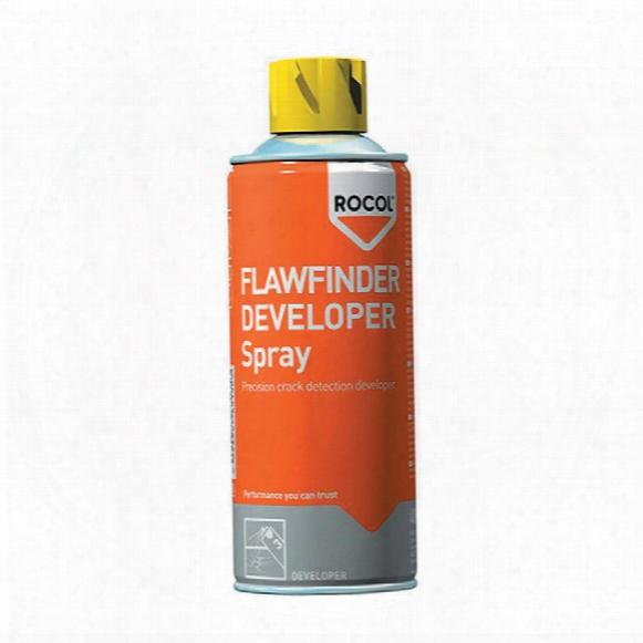 Rocol Flawfinder Developer Spray 400ml