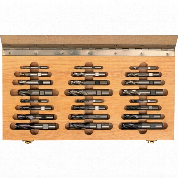 Swisstech 6-16mm Cutter Set In Wooden Box