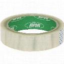 Avon 24Mmx66M Clear Tape