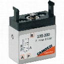Camozzi 235-000 M5 Valve For Usewith Actuators