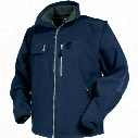 Tranemo Premium Plus Navy Fleece Jacket - Size L