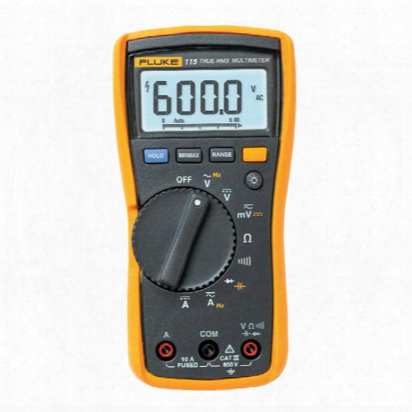 116 Fluke True Rms Multimeter