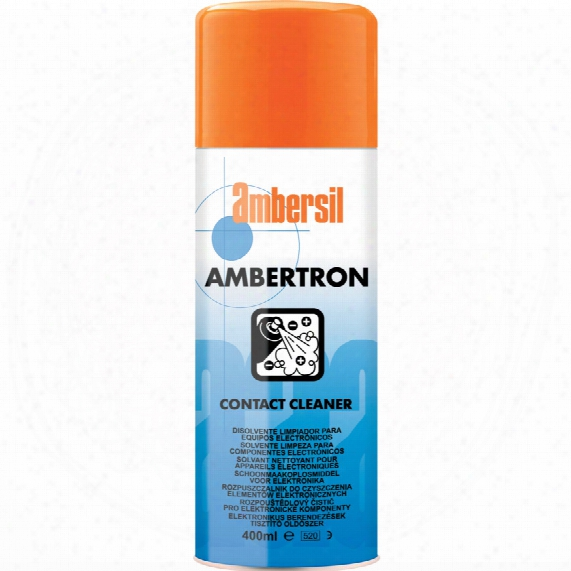 Ambersil Ambertron 2 Contact Cleaner 400ml
