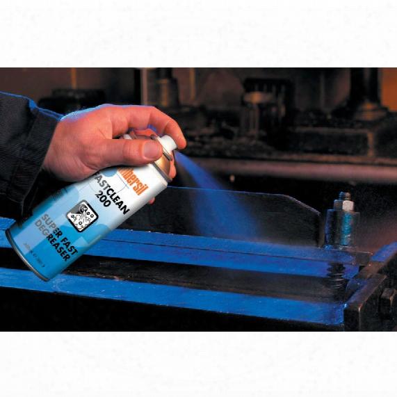 Ambersil Fast Clean F200 Spray 400ml