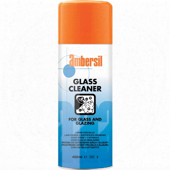 Ambersil Glass Cleaner 400ml