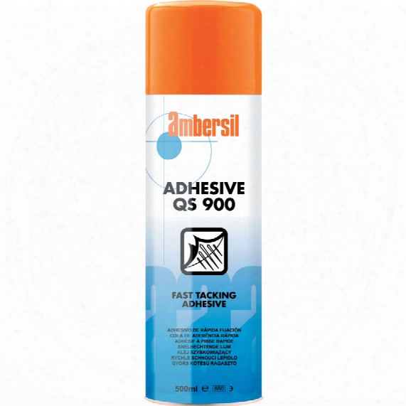 Ambersil Qs900 Adhesive Spray 500ml