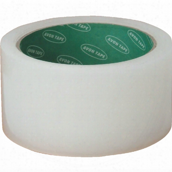 Avon 50mmx20m Clear All Weather Tape
