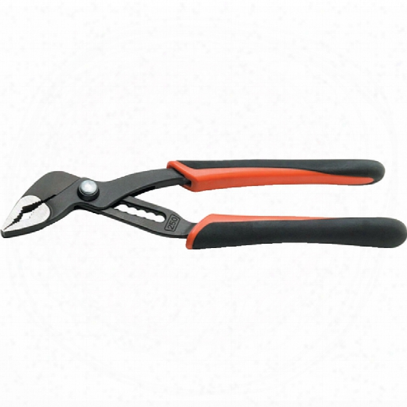 Bahco 7224 250mm Slim Jaw Slip Joint Pliers 71mm Opening