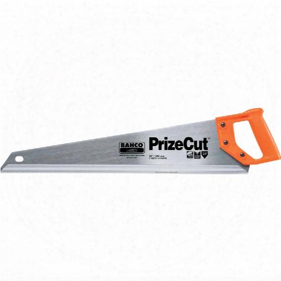 "Bahco Np-22-u7/8-hp Prizecut Handsaw 22"" 7/8 Tpi"