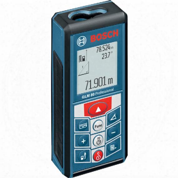 Bosch Glm80 Professional Laser Rangefinder