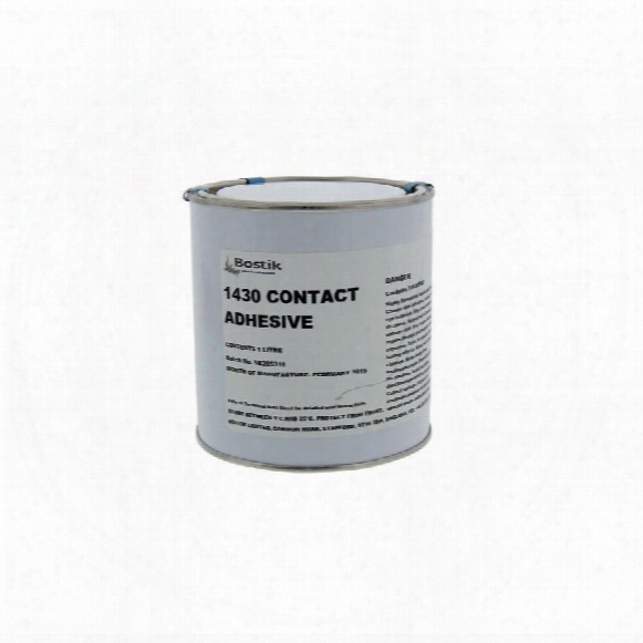 Bostik 1430 Adhesive 1ltr