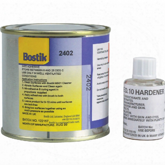Bostik 2402 High Performance Adhesive 1ltr