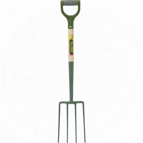 "Bulldog 7103 Garden Fork 28"" Pd Handle"