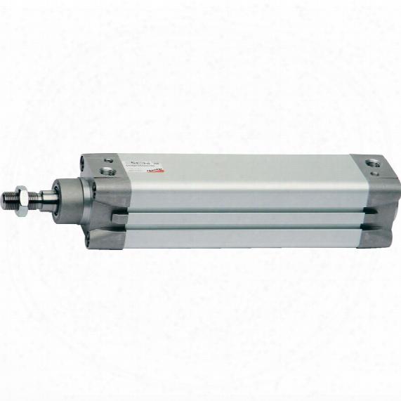 Camozzi 61m2p050a0125 Pneumatic Cylinder - Profile