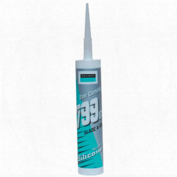 Dow Corning 799 Silicone Sealant Clear 310ml