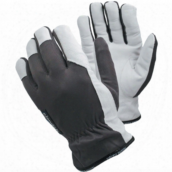 Ejendals 215 Tegera F/g Goatskin Gloves Kevlar Lining Sz.8