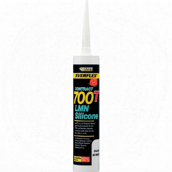 Ever Build Silicone 700t Transparent 310ml
