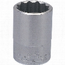 "Britool Ebm23 23Mm Socket 1/2"" Sq Dr"