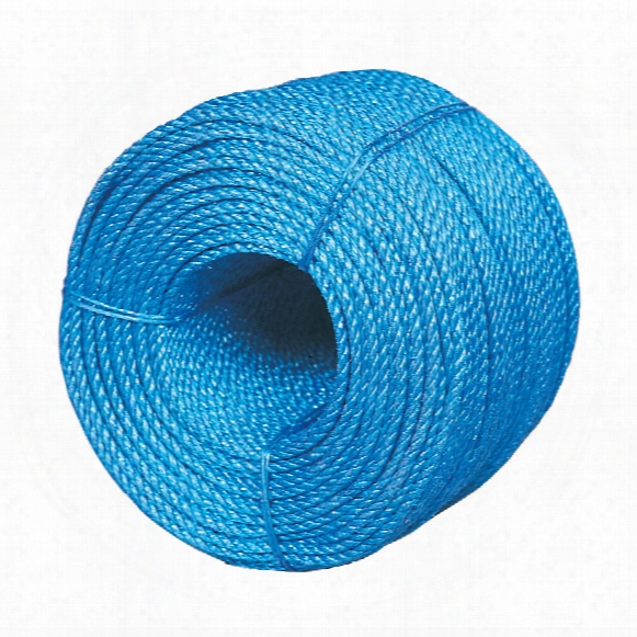 12mm X 220m Coil Polypropylene Rope Blue