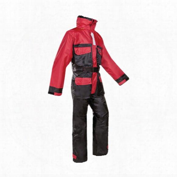 1mha Mullion North Sea I Flotation Suit Red/blk (xxl)