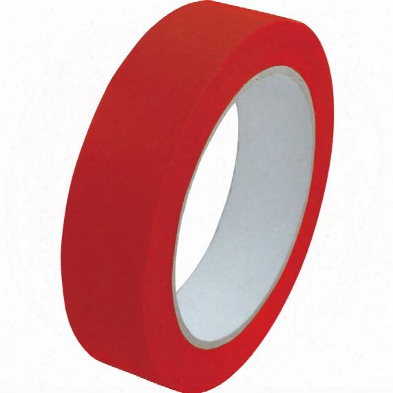 Avon 25mmx66m Red Vinyl Tape