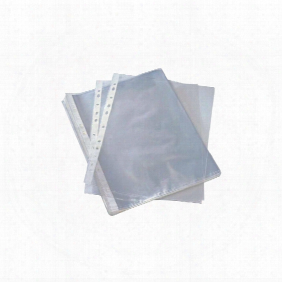 Five Star Punched Pockets (pk-100)