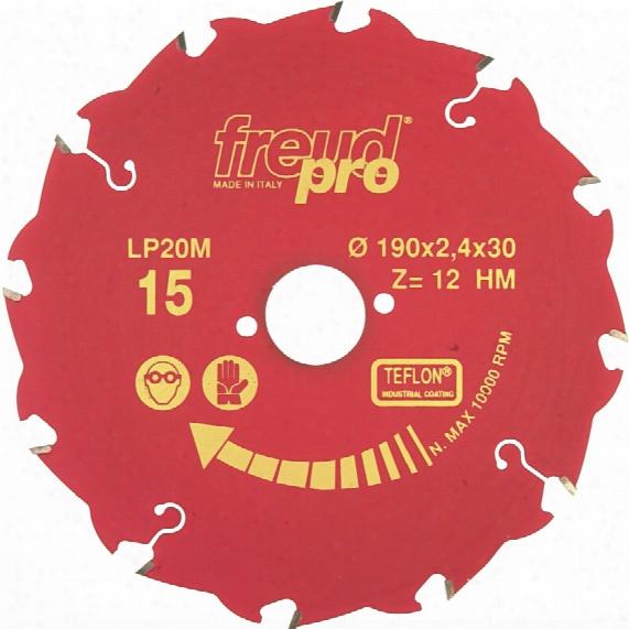 Freud Pro Lp20m 025 250x2.8x30mm Yellow Line Blade
