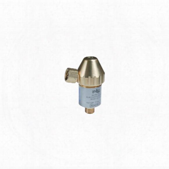 Gas Arc Ga-d99 Resettable Oxygen Flashback Arrestor