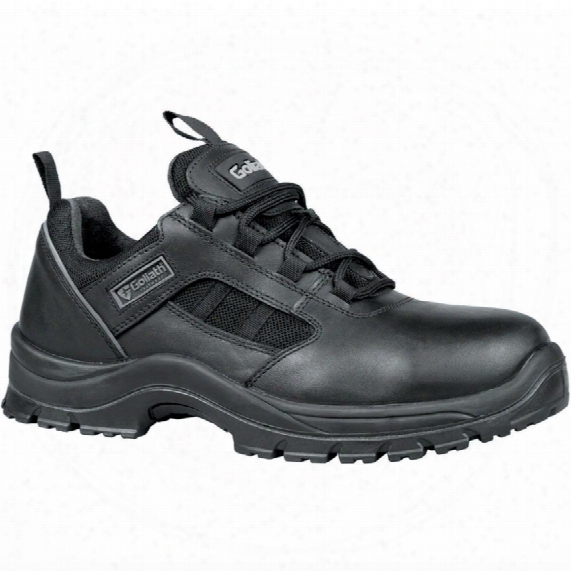 Goliath Dlpm1011 Typhoon Black Safety Trainers - Size 7